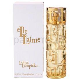 Lolita Lempicka Elle L´aime parfemovaná voda pro ženy 80 ml