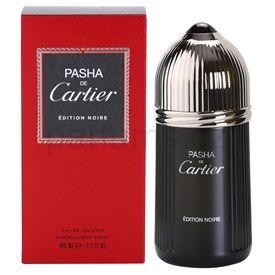 Cartier Pasha Edition Noire toaletní voda pro muže 100 ml
