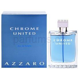 Azzaro Chrome United toaletní voda pro muže 100 ml