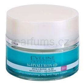 Eveline Cosmetics BioHyaluron 4D denní a noční krém 30+ SPF 8 (Ultra-moisturizing Day and Night Cream) 50 ml