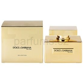 Dolce & Gabbana The One 2014 parfemovaná voda pro ženy 75 ml