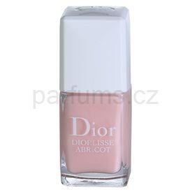 Dior Diorlisse Abricot posilující lak na nehty odstín 500 Pink Petal (Smoothing Perfecting Nail Care) 10 ml