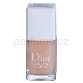Dior Base Coat Abricot podkladový lak na nehty (Protective Nail Care Base Fortifying and Hardening) 10 ml