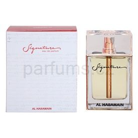 Al Haramain Signature parfemovaná voda pro ženy 100 ml