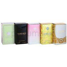 Versace Mini dárková sada III. toaletní voda 4x5 ml + toaletní voda 4,5ml
