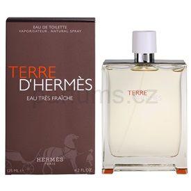 Hermes Terre D'Hermes Eau Tres Fraiche toaletní voda pro muže 125 ml