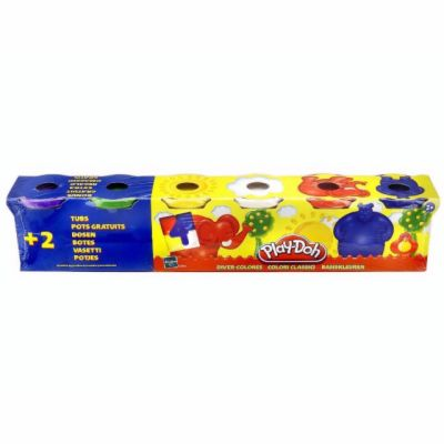 Hasbro Play-Doh Play-doh 4 kelímky