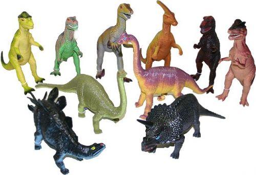 Rappa dinosaurus 25-35 cm 10 druhů cena od 73 Kč