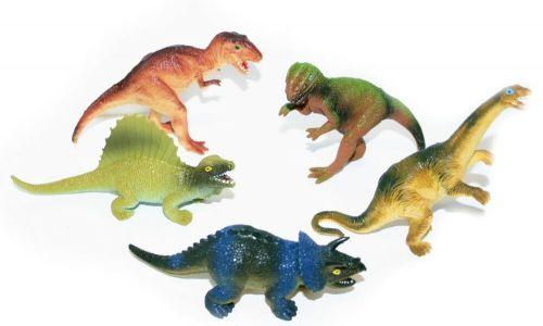 Rappa dinosauři v sáčku větší 5 ks cena od 75 Kč