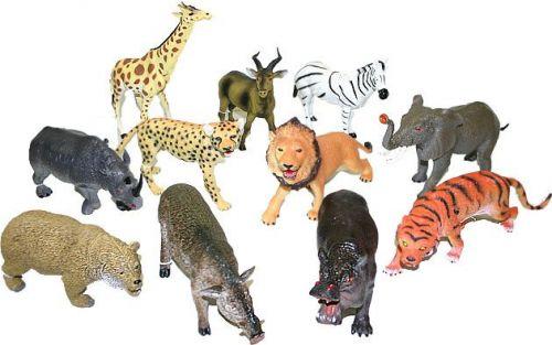 Rappa zvířata divoká 23-31 cm cena od 82 Kč