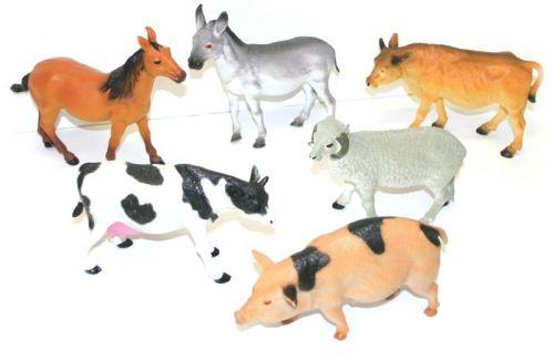 Rappa zvířata domácí 22 cm cena od 74 Kč