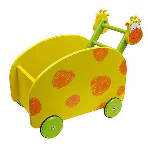 I am Toy Vozík žirafa
