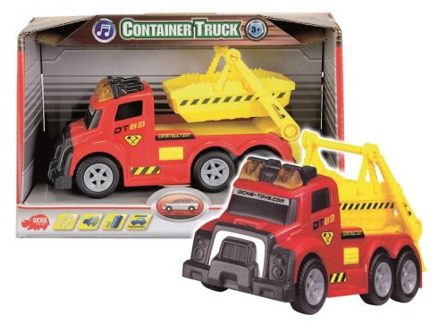 Rappa auto s kontejnerem AS 15 cm cena od 172 Kč