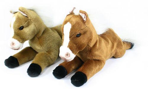 Rappa plyšový kůň ležící 25 cm 2 druhy cena od 262 Kč