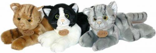 Rappa plyšová kočka 25 cm cena od 256 Kč