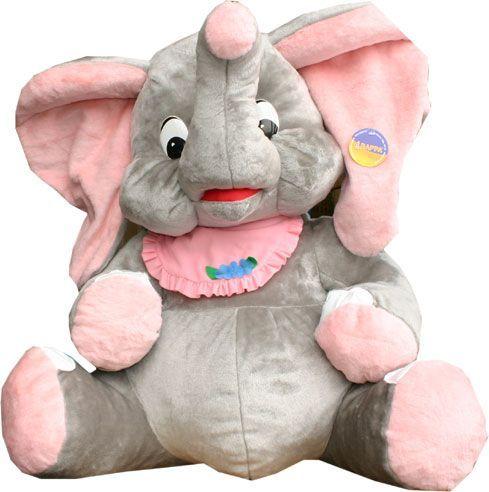Rappa plyšový slon Miro 100 cm cena od 1432 Kč