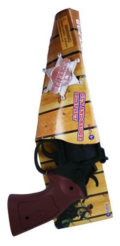Rappa pistole šerif + hvězda