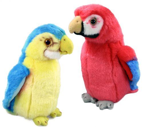 Rappa plyšoví papoušci cena od 168 Kč