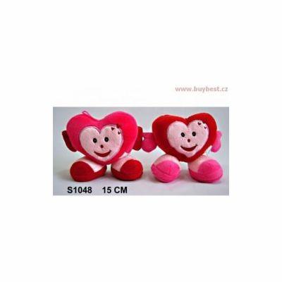 Vizopol Srdce smíšek 15 cm cena od 0 Kč