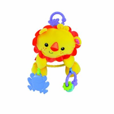 Mattel závěsný lvíček na kočárek cena od 234 Kč