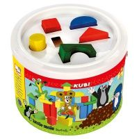 Krtek - Kostky v kbelíku cena od 225 Kč