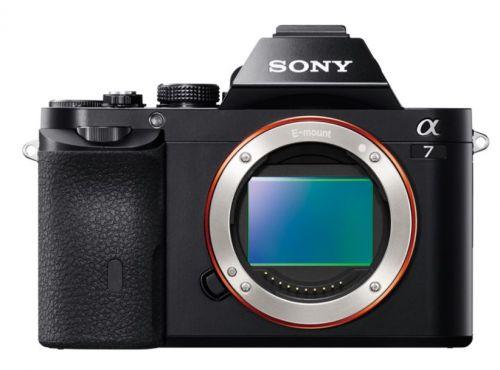 Sony ILCE-7B cena od 26990 Kč