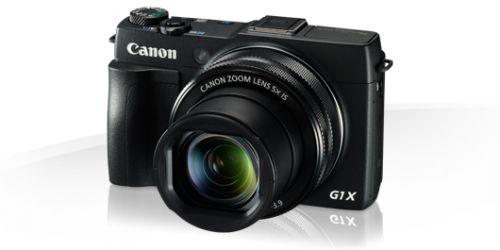 Canon PowerShot G1X Mark II cena od 15982 Kč
