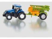 SIKU Super Traktor s přívěsem na rozprašování hnojiva cena od 115 Kč