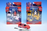 Mikro Trading Transformer auto závodní 15 cm cena od 226 Kč