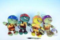 Mikro Trading Želvy Ninja plyš 21 cm cena od 219 Kč