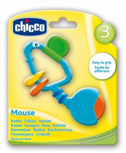 Chicco Chrastítko myška cena od 199 Kč