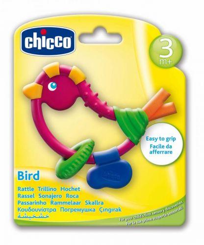 Chicco Chrastítko ptáček cena od 79 Kč