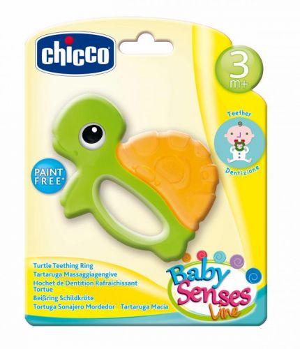 Chicco Kousátko-chrastítko želvička cena od 149 Kč
