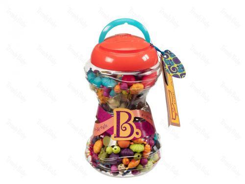 B-toys Spojovací korále a tvary Pop Arty cena od 139 Kč