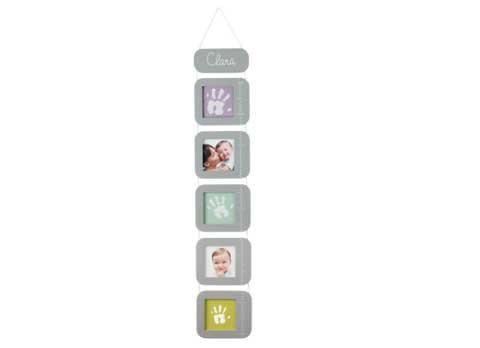 Baby Art Height Print Chart