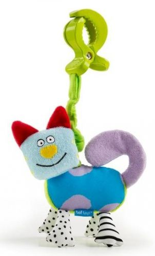 Taf Toys Vibrující kočička cena od 199 Kč