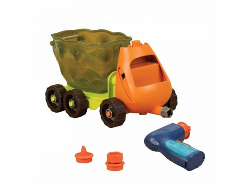B-toys Stavebnice náklaďák cena od 330 Kč