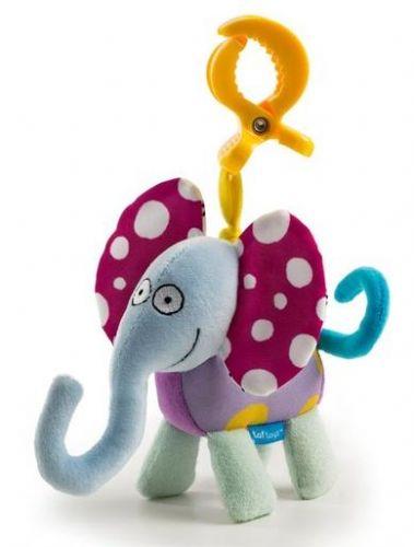 Taf Toys Vibrující slůně cena od 259 Kč