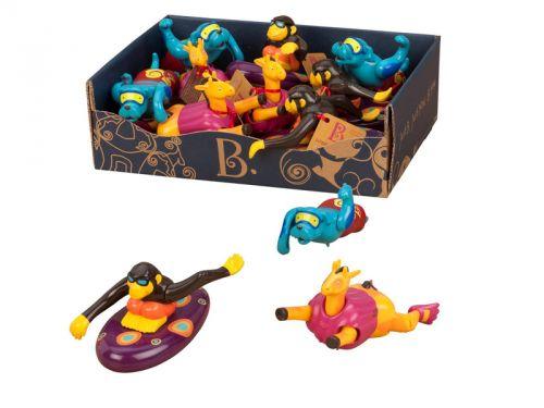B-toys Natahovací pejsek do koupele