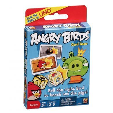 MATTEL Karty Angry Birds cena od 99 Kč
