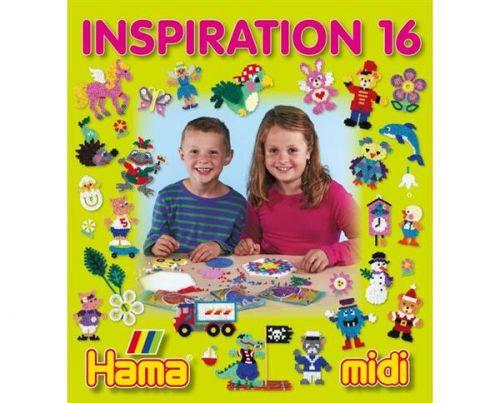 HAMA Inspirativní knížka MIDI 16 cena od 75 Kč