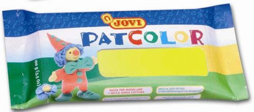 JOVI Samotvrdnoucí hmota PATCOLOR žlutá 100 g cena od 35 Kč