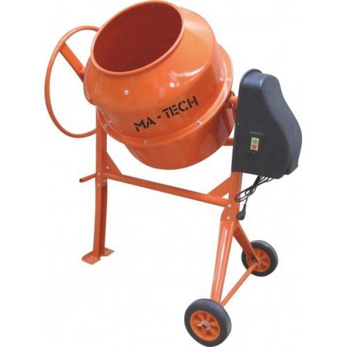 MA-TECH Stavební míchačka 120 L