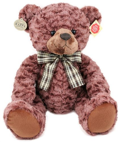 Rappa plyšový medvěd retro sedící 35 cm cena od 328 Kč
