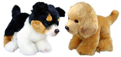 Rappa plyšový pes mládě sedící 27 cm cena od 214 Kč