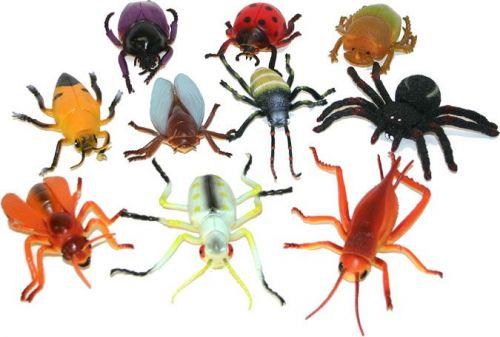 Rappa hmyz 10 cm cena od 33 Kč