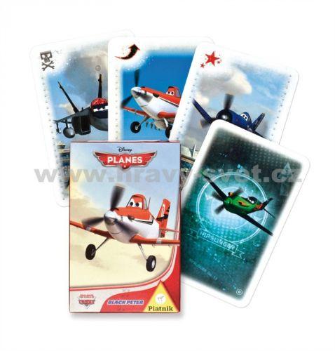 Piatnik: Černý Petr - Planes/Letadla WD (papírová krabička) cena od 29 Kč