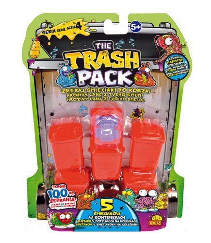 Rappa TRASH PACK 4 Smeťáci na blistru 5 ks cena od 0 Kč