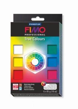 STAEDTLER FIMO professional sada Základní barvy cena od 379 Kč