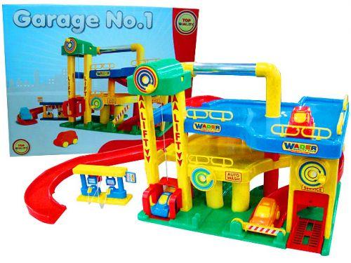 Wader Quality Toys garáž